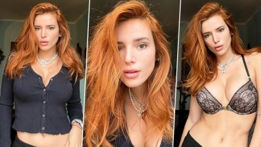 XXX OnlyFans Star Bella Thorne Gets a Boob Job? Rumours Take over After Her Recent Instagram Pic Has Fans Wondering If She Underwent Breast Implant Surgery