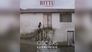 Oscars 2021: Bittu from India Makes It to Academy Awards' Shortlist in the Live Action Short Film Category