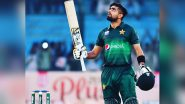Babar Azam Overtakes Virat Kohli To Top ICC Men's ODI Rankings