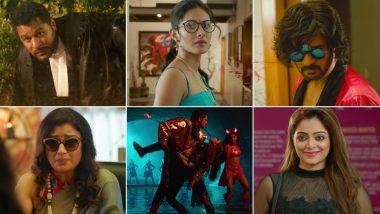 Bagheera Teaser: Prabhudeva Turns Into a 'Psycho Raja' Who Is on a Mission to Kill Beautiful Girls (Watch Video)