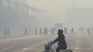 Chinese New Year 2021: Beijing To Issue Air Pollution Yellow Alert On the Spring Festival Eve