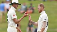 Ben Stokes Warned After Accidentally Applying Saliva on Ball During IND vs ENG Day-Night Test, Twitter Reacts