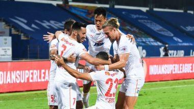 Mumbai City FC 2-4 Bengaluru FC, ISL 2020-21 Match Result: Sunil Chhetri, Cleiton Silva Star as Bengaluru Beat Mumbai