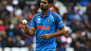 Bhuvneshwar Kumar Named ICC Men's Player of the Month for March 2021, Lizelle Lee Bags Women's Award