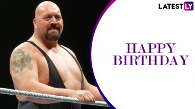 Big Show Birthday Special: From Being Greatest Tag Team Wrestler to Appearing in Television Shows, Here Are 5 Interesting Facts About WWE Raw Star
