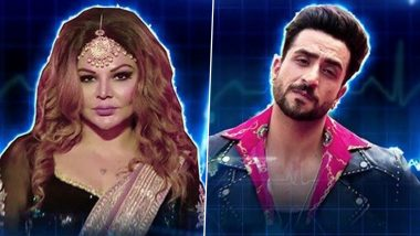 Bigg Boss 14 Grand Finale: Rakhi Sawant Quits The Race With Rs 14 Lakh, Aly Goni Eliminated