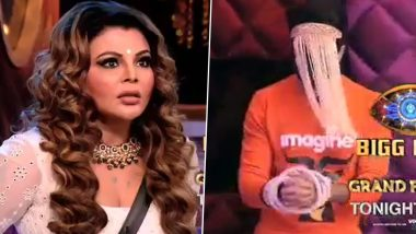 Bigg Boss 14 Grand Finale: Rakhi Sawant Finally Meets Riteish, But It's Not What You Think (Watch Video)