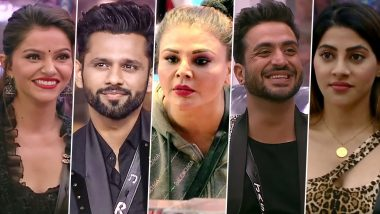 Bigg Boss 14: Rubina Dilaik, Rahul Vaidya, Rakhi Sawant, Aly Goni, Nikki Tamboli - Who Do You Think Will Win The Reality Show? VOTE Now