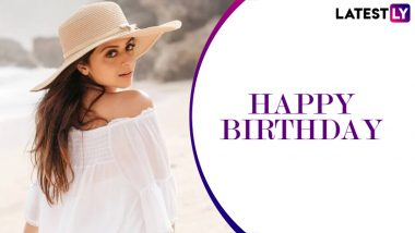 Vedhika Birthday: 11 Pictures Of The South Siren That Prove She Is A Complete Water Baby!