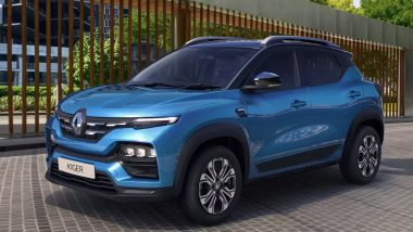 2021 Renault Kiger Sub-Compact SUV Commands Waiting Period of Up to 8 Weeks: Report