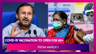 COVID-19 Vaccination To Open For 60+ Age Group From March 1: How To Get The Vaccine If You Are Over 60 Or Over 45 With Co-Morbidities