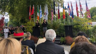 New Zealand Remembers 185 Who Died in Christchurch Earthquake 10 Years Ago