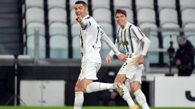 Cristiano Ronaldo Included in Juventus' 22-Man Squad for Serie A 2020–21 Match Against Spezia, Check Out Probable Starting XI