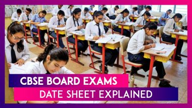 CBSE Board Exams Date Sheet Explained: When Will Class 10, Class 12 Exams Begin? All You Need To Know