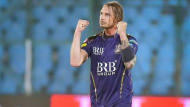 Dale Steyn Slams Commentator for Calling His Hairstyle 'Mid-Life Crisis' During Peshawar Zalmi vs Quetta Gladiators Match in PSL 2021 (View Tweets)