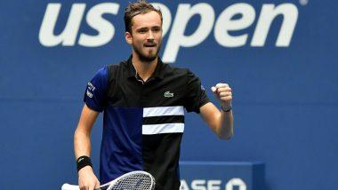 Australian Open 2021: Daniil Medvedev Looks To Challenge Novak Djokovic in Men's Final