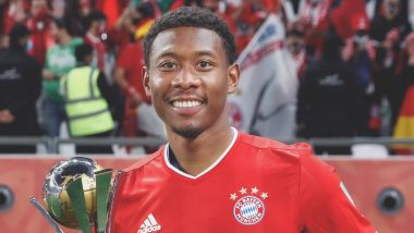 David Alaba Transfer News Update: Barcelona To Pull Out Of Race For Bayern Munich Defender