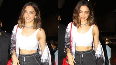 Deepika Padukone Aces Her Style Game in a Gender-Fluid Oversized Tie-Dye Shirt That Costs Rs 12.5K!