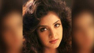 Here's An Interesting Trivia About Divya Bharti, The Actress Who Died At The Age Of 19