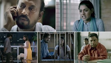 Doob: No Bed of Roses Trailer: Late Irrfan Khan's Award-Winning Film Showcases the Complex Journey of a Lost Filmmaker (Watch Video)