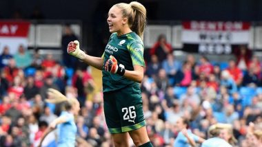 Ellie Roebuck Signs New Three-Year Deal With Manchester City