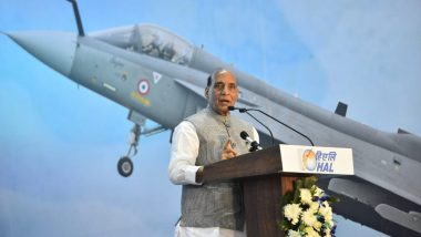 India Is 'Priest' of Peace, but Can Give Apt Reply to Aggression, Says Defence Minister Rajnath Singh