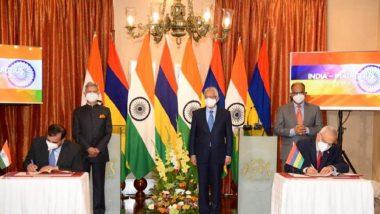 India, Mauritius Ink Landmark Economic Cooperation and Partnership Agreement