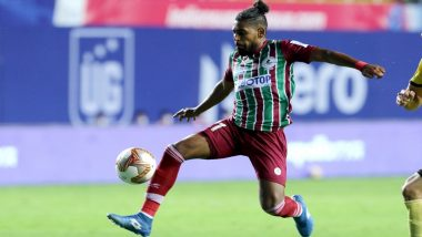 ISL 2020–21 Match Result: ATK Mohun Bagan Avoid Shock Defeat Against 10-Man Hyderabad FC, Plays Out Thrilling 2–2 Draw