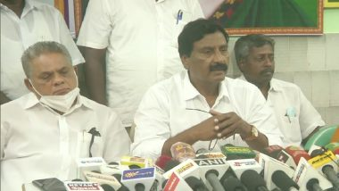 Puducherry Political Crisis: AIADMK Refuses to Form Government, President's Rule Looks Imminent