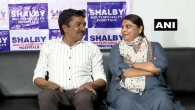 Love is Selfless! Gujarat Man to Donate Kidney to His Ailing Wife on Their 23rd Marriage Anniversary on Valentine's Day 2021