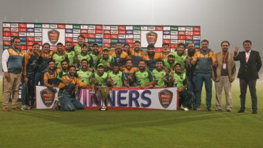Pakistan Beats South Africa by 4 Wickets to Win T20 Series 2-1