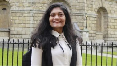 Rashmi Samant, First Indian Woman To Be Elected as President of Oxford Student Union, Resigns Over Her Past Remarks