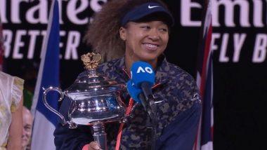 Naomi Osaka of Japan Clinches Second Australian Open Title, Beats Jennifer Brady of America in Women's Singles Final