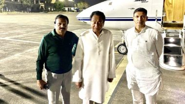 Kamal Nath, Dozen Others Escape Unhurt As Overcrowded Lift Collapses at Private Hospital in Indore