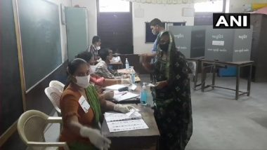 Gujarat Municipal Elections 2021: Voting Underway for Civic Bodies in Vadodara