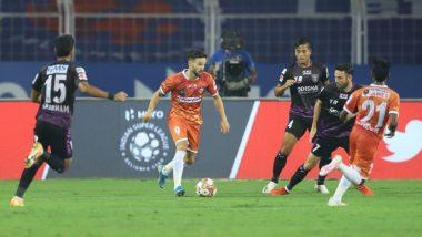 FC Goa 3-1 Odisha FC, ISL 2020-21 Match Result: Goa Breaks Jinx of Draws, Stakes Claim for Top Four with Win Against Odisha