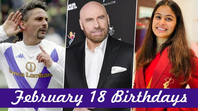 February 18 Celebrity Birthdays: Check List of Famous Personalities Born on Feb 18