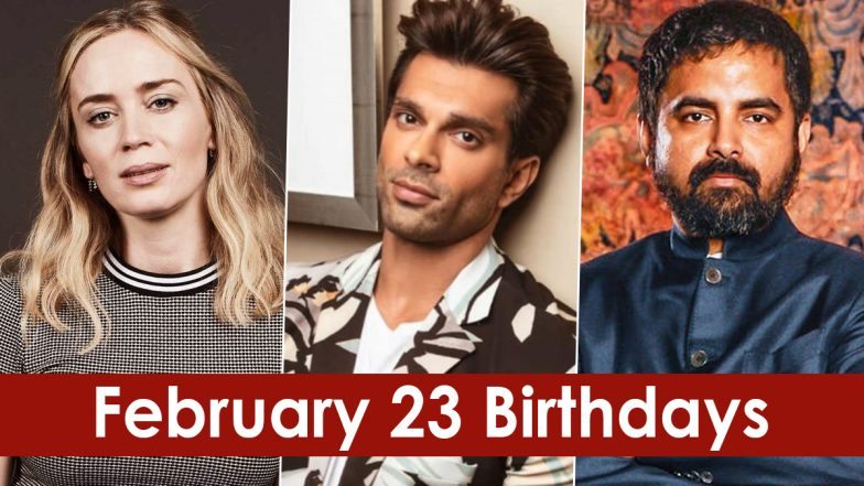 February 23 Celebrity Birthdays: Check List of Famous Personalities Born on Feb 23