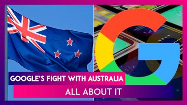 Google Threatens To Shutdown Its Search Engine In Australia Over Its News Media Bargaining Code Bill