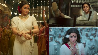 Gangubai Kathiawadi Teaser Review: Alia Bhatt Is the Queen of Kamathipura but Will She Be Able to Rule the Audience? (Watch Video)