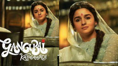 Gangubai Kathiawadi's Release Date Announced On Sanjay Leela Bhansali's Birthday! Alia Bhatt's Film To Hit Theatres On July 30