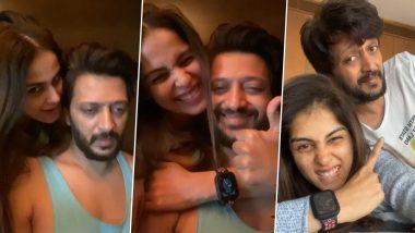 Riteish Deshmukh Shares Loving Birthday Post For His 'Baiko'