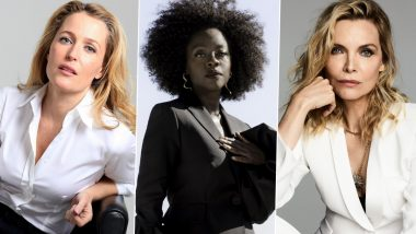 Gillian Anderson to Star As Eleanor Roosevelt in Showtime's The First Lady Starring Viola Davis and Michelle Pfeiffer