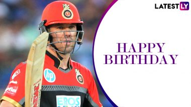 AB de Villiers Birthday Special: Quick Facts & Records to Know About the RCB Dasher