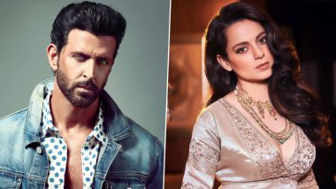 Hrithik Roshan to Appear Before Mumbai's Crime Branch on February 27 to Record Statement in Case Against Kangana Ranaut
