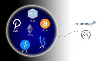 Skybridge Capital Opens Its Crypto Trust to Investor BTC, ETH, DOT and IPLF