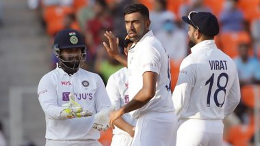 India vs England Day-Night Test 2021 Stat Highlights: Virat Kohli Becomes Most Successful Captain in India, Ravi Ashwin Fastest Indian to 400 Test Wickets