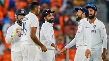 England Out of ICC World Test Championship Final Contention; India Move Up to Top Spot in Standings