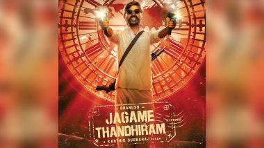 Jagame Thandhiram: Dhanush's Action Thriller To Release On Netflix!