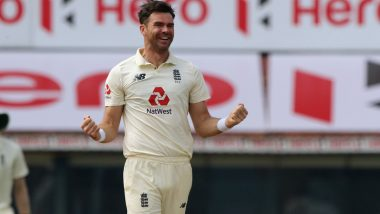 James Anderson Deletes His Old Tweet Where he Called Stuart Broad '15-Year-Old Lesbian', Opens Up About his Social Media Activity